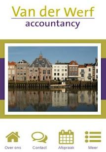 Van der Werf Accountancy - náhled