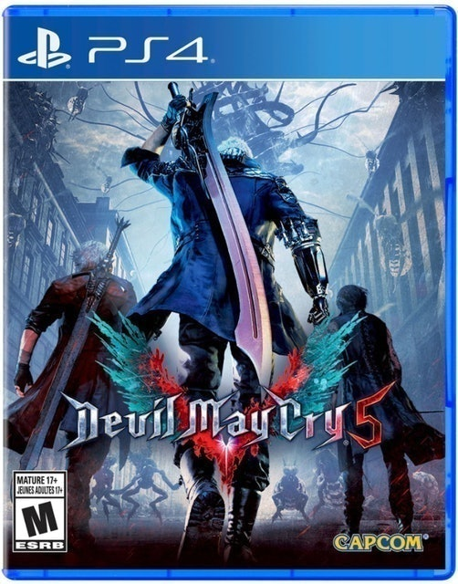 2. Devil May Cry 5