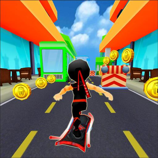 City Runner: Subway Escape
