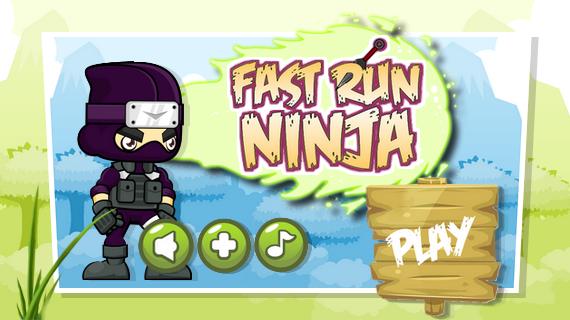 android Fast Run Ninja Screenshot 3
