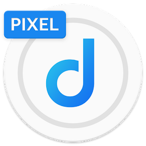Delux UX Pixel - S8 Icon pack