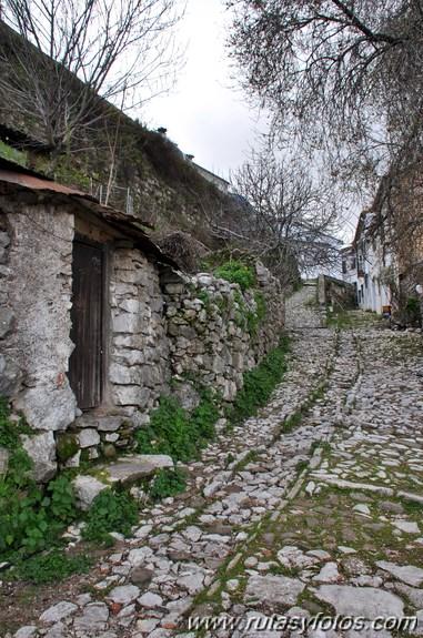 La Calzada Medieval de Grazalema
