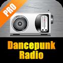 Dancepunk Radio Pro 🎧 icon