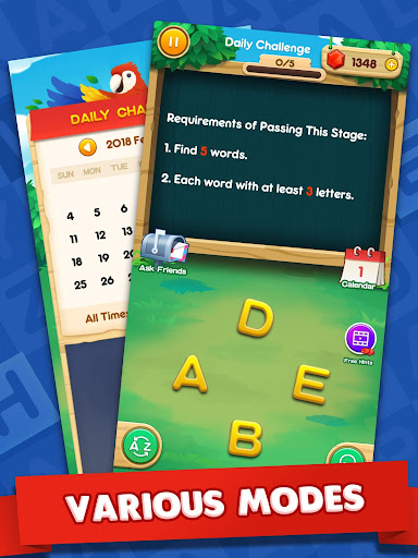 Word Zoo - Word Connect Ruzzle Free 1.5.5 screenshots 9