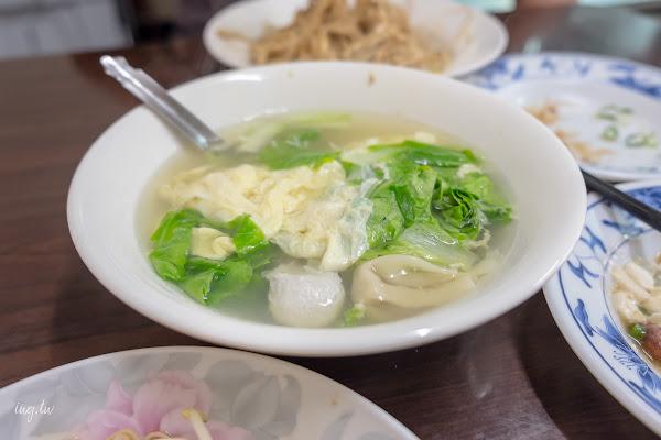 高雄捷運衛武營站 麵王 30年在地老店的簡單美味.綜合湯口感豐富