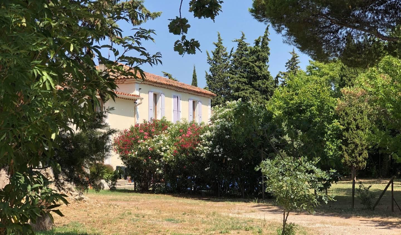 Propriété avec jardin Narbonne