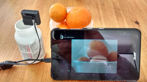 Basic USB Camera