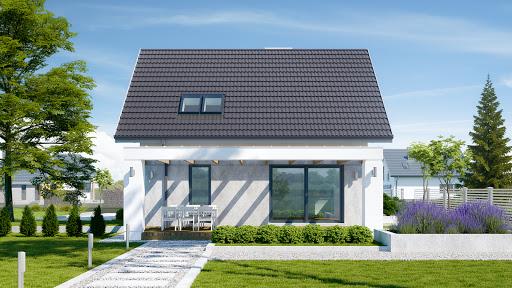 projekt Dom przy Cyprysowej 56
