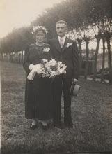 Photo: Wim en Neeltje den Breejen Romeijn 24 juni 1939