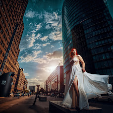 Wedding photographer Marcin Szwarc (szwarcfotografia). Photo of 28.06.2018
