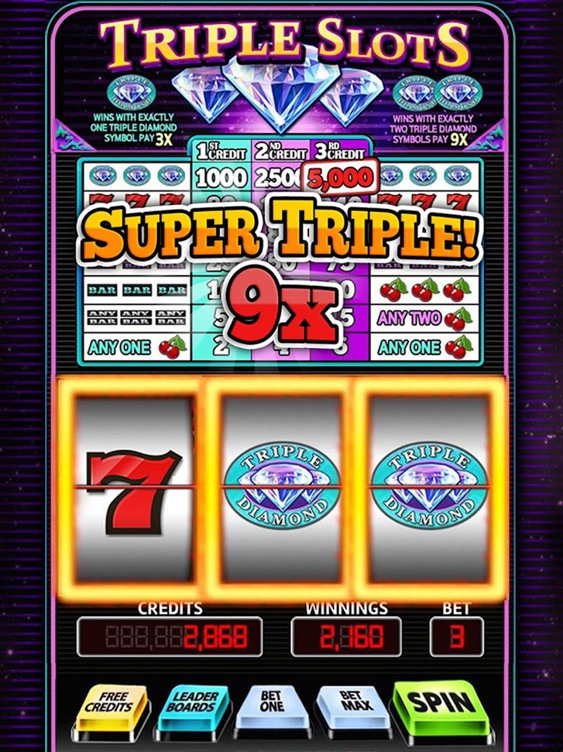 Скриншот Triple Slots