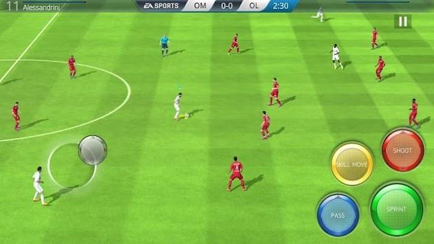 FIFA 16 Ultimate Team apk screenshot