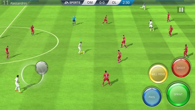 FIFA 16 Soccer screenshot #8