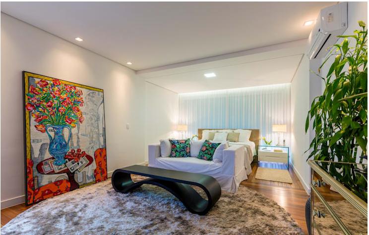 Mẫu thiết kế nội thất khách sạn 4 sao theo kiến trúc Pháp