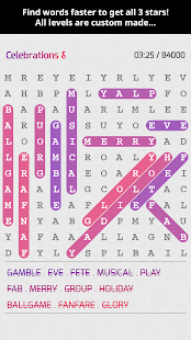Super Word Search Game Puzzle App- screenshot thumbnail