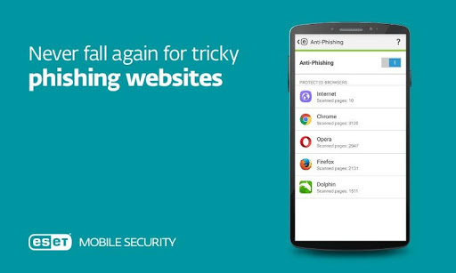 ESET Mobile Security & Antivirus screenshots 13