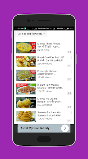 Hindi cooking recipes by nisha madhulika apk 10 download only apk hindi cooking recipes by nisha madhulika ccuart Images
