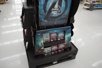 Photo: It's Avenger's time!