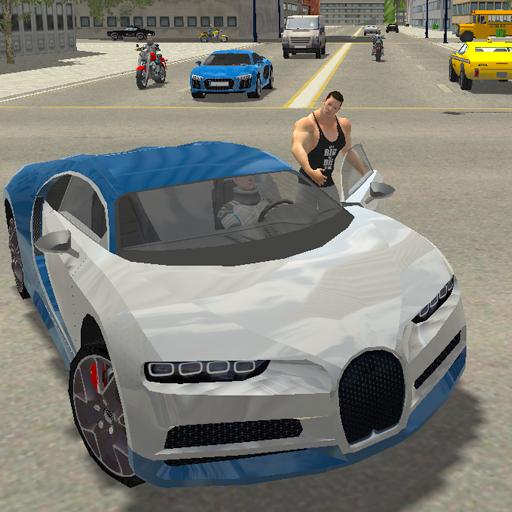 City Car Driver 2017 Icon