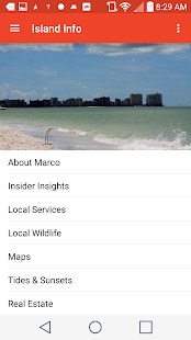 The Marco Review Visitor Guide- screenshot thumbnail