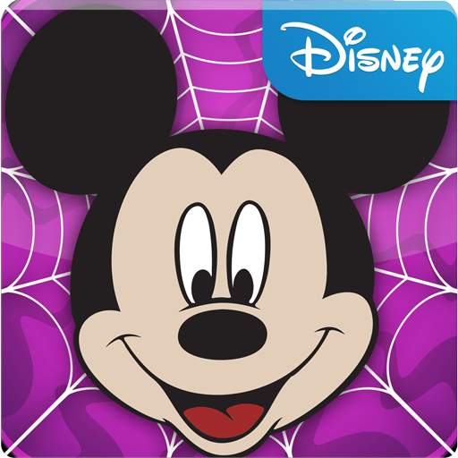 Mickey's Spooky Night (app)