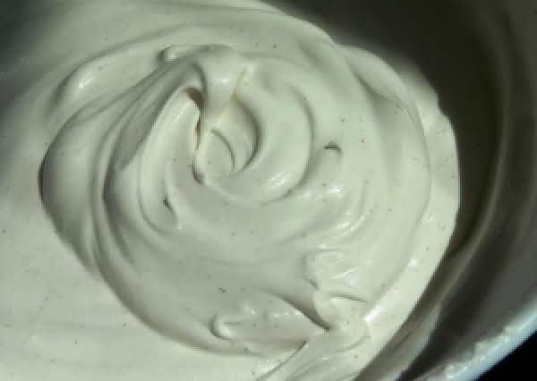 Coconut Whipped Cream ~ Made Right  In The Can!