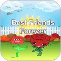 Best friend for ever Story app icon