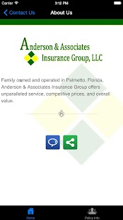Anderson Insurance Group- screenshot thumbnail