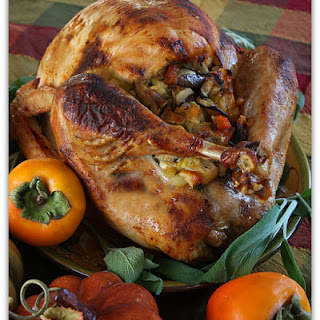 Spice-Rubbed Roast Turkey