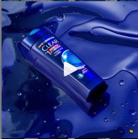 shampo clear men complete soft care