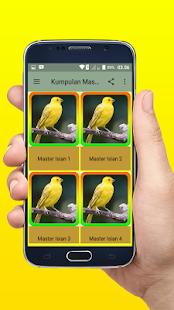 Kumpulan Master Isian Kenari Offline - náhled