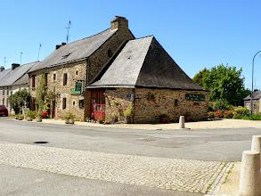 Photo: Vue de l'église de Monterrein
