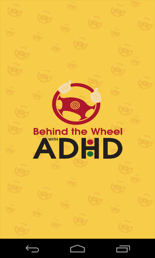 Behind the Wheel with ADHD- screenshot
