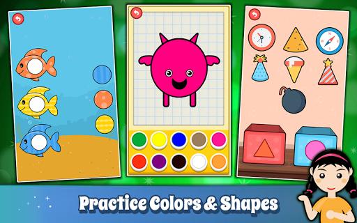 Shapes & Colors Learning Games for Kids, Toddler? screenshot 4