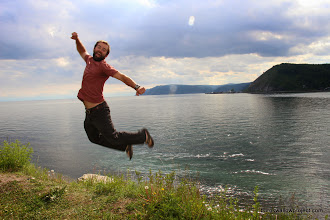 Photo: A day off, and next to Lake Baikal?!
