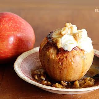 Crockpot Baked Apple.