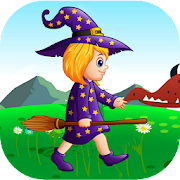 witch adventure Puzzle free