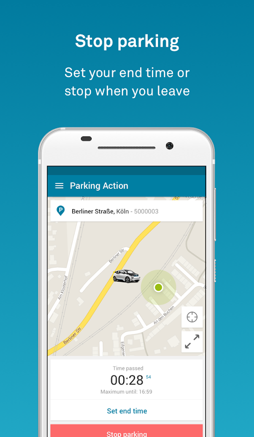 ParkNow Parking- screenshot