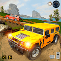 Off road Mountain Car Driving Truck Simulator icon