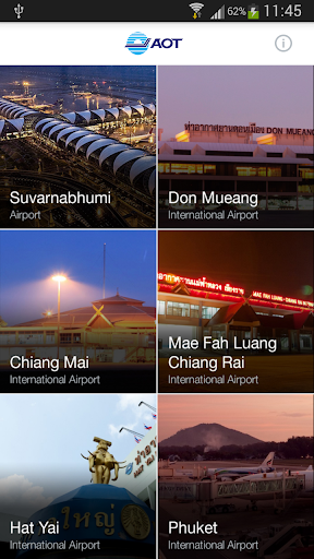 AOT - Airport of Thailand