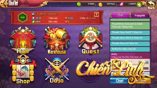 Chiu1ebfn Linh Thu00e1nh Nu1eef H5 android2mod screenshots 2