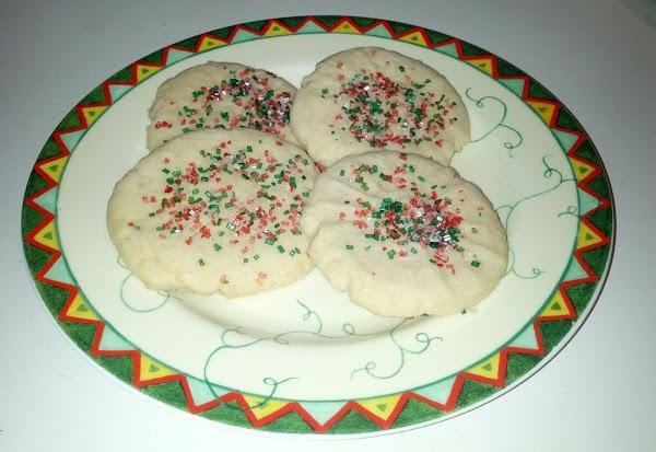 Grandma Margaret's Sugar Cookies Recipe