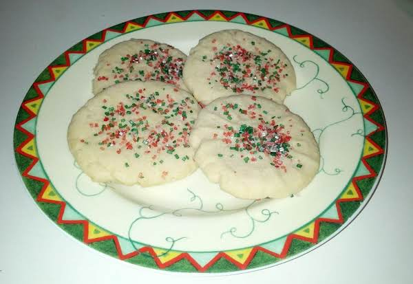 Grandma Margaret's Sugar Cookies Recipe
