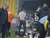 Mickaël Tirpan pète un plomb envers le staff de Lokeren, une lourde sanction est à craindre