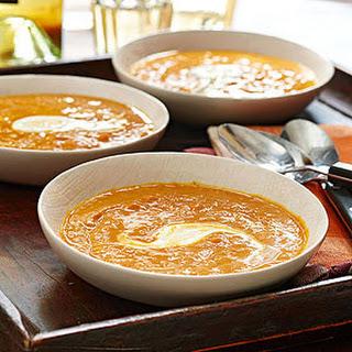 Spiced Pumpkin Bisque