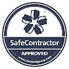 Safe Contractor Approved Accreditation Logo