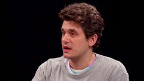 John Mayer Has a Sing-Off While Eating Spicy Wings thumbnail