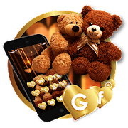 App Teddy Bear Launcher Theme Live HD Wallpapers 1.0 APK for iPhone