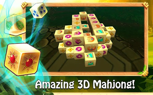 Mahjong Fairy Tiles- screenshot thumbnail