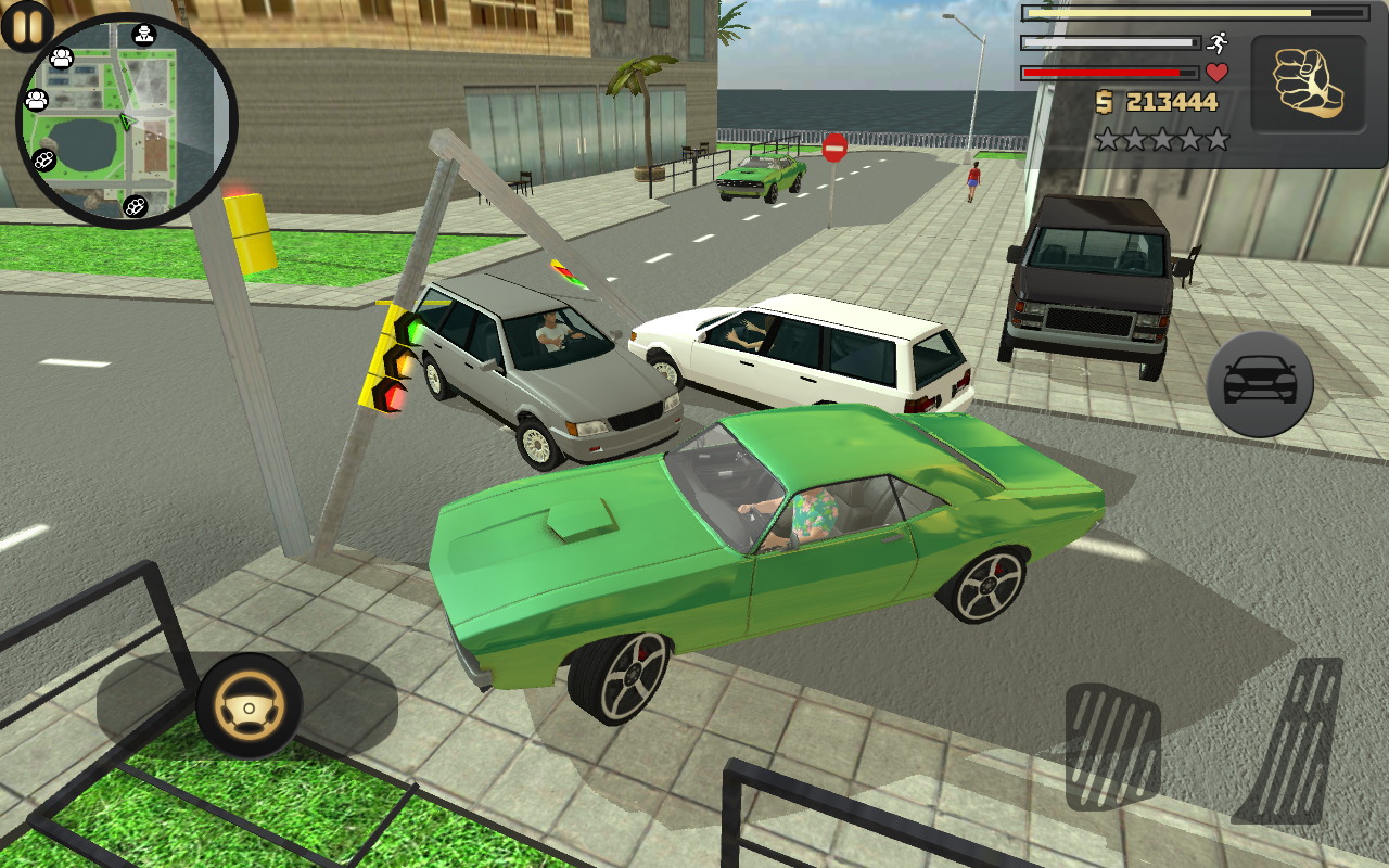 Miami crime simulator- screenshot